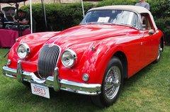 Jaguar XK150 1957 1958 1959 1960 1961