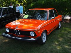 1974 1975 1976 (Early) BMW 2002 2002ti 2002tii