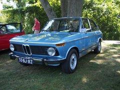 1967 1968 1969 1970 1971 BMW 2002 (6 Fuses)