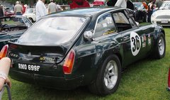 MGC 1968 - 1969 UK Market Cars