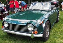 Triumph TR250 1967 - 1968