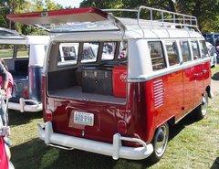 1971 VW Bus / Kombi