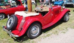 MGTA MG TA 1936 1937 1938 1939