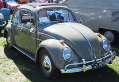 1961 VW Beetle Bug
