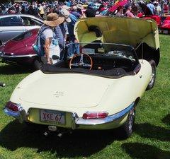 Jaguar XKE 4.2L 1964 1965 1966 1967 1968 Ser I