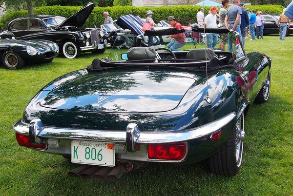 Jaguar Xke 4 2l 1971 1972 1973 1974 Ser 3