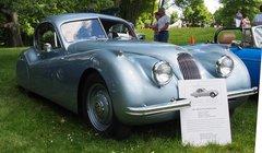 Jaguar XK120 1948 1949 1950 1951 1952 1953 1954