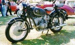 BMW R26 R27 R50 R50S R60 R60/2 R69S 1955 1956 1957 1958 1959 1960 1961 1962 1963 1964 1965 1966 1967 1968 1969