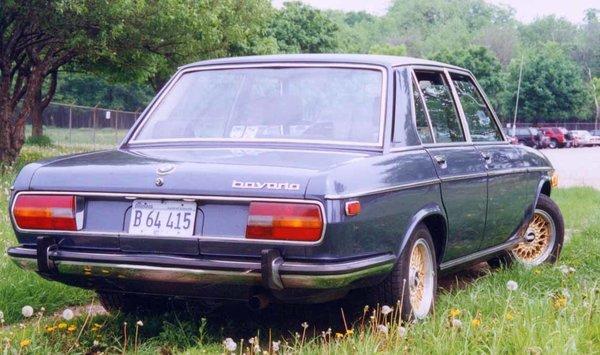 1971 1972 1973 BMW Bavaria e3 PROSPERO S GARAGE