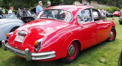 Jaguar Mk II 3.4L 3.8L 340 1958-1968