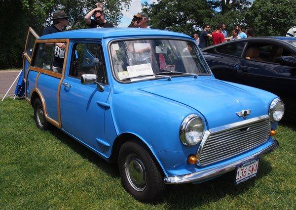 mini 1959 1960 1961 1962 1963 1964  super  super deluxe