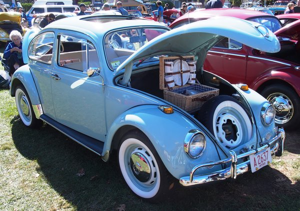 1970 1971 vw beetle bug