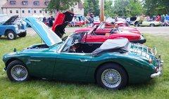 1959 1960 1961 1962 1963 Austin Healey AH3000 Mk I & Mk II BN7 BT7