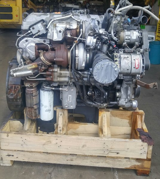 International Dt466 Ecm: 2011 International Maxxforce DT Dt466 Engine