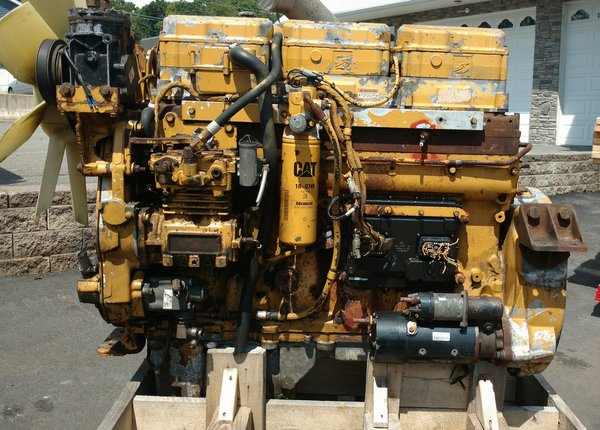 Used Cat Truck Engines For Sale