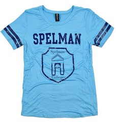 Tee Shirt, Jersey, Female, Spelman