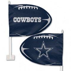 Car Flag, Dallas Cowboys