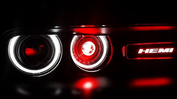 Hemi X Lume Illuminated Car Badges Light Porn For Your Car