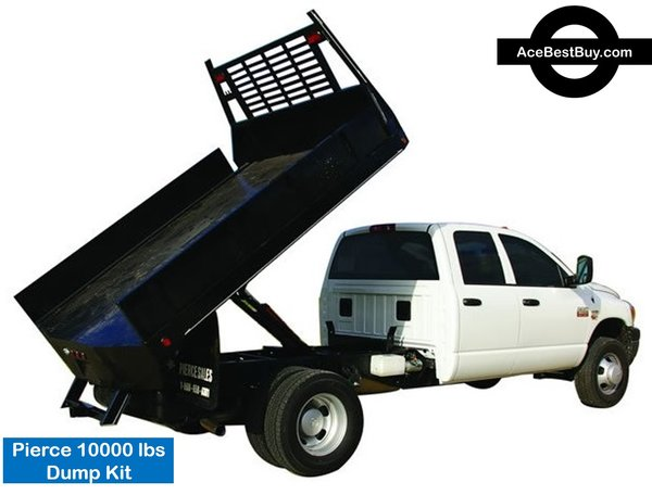 pierce 5 ton  10000 lbs  dump kit 8 u0026 39