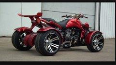 Spy 350 F1 SuperSnake Road legal quad bikes