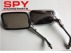 Spy 250F1-350F1-A, Rear Veiw Mirrors. Pair Road Legal Quad Bikes parts, Spy Racing