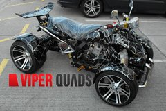 Spy 250F1-A Spider Web Road legal Quad Bikes- Spy Racing