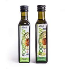 2 Pack Avohass New Zealand Extra Virgin Avocado Oil & Lime Infused Extra Virgin Avocado Oil, Non-GMO Project Verified, Kosher Certified, (2) 8.5 fl oz Bottles. Expiration Date Feb 2021. Free Shipping within US, Puerto Rico, Guam and US Virgin Islands.