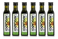 6 Bottle Case Avohass Organic Extra Virgin Avocado Oil, USDA Certified, Non-GMO Project Verified, Kosher Certified, (6) 8.5 fl. oz. Bottles. Bottled in California. 29.8% Case Discount! Product Expiration Date April 2020.
