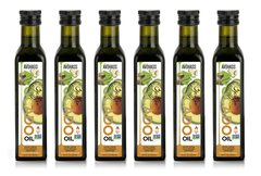 6 Bottle Case Avohass Extra Virgin Garlic Infused Avocado Oil, Non-GMO Project Verified, (6) 8.5 fl. oz. Bottles. Product of New Zealand. 36.25% Case Discount! Product Expiration Date November 2019.