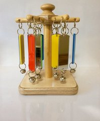 SENSORY CHIMEABOUT MIRRORS AND COLOURS