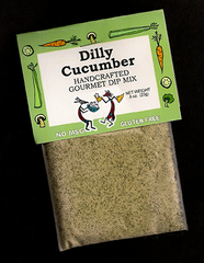 Dilly Cucumber