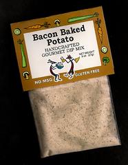 Bacon Baked Potato