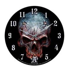 Alchemy Gothic Birth of a Demon Clock