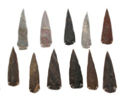 """5"""" Hand Crafted Arrowhead - Large"""