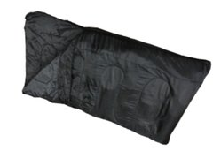 orld Famous Sports 3lbs. Sleeping Bag- Black