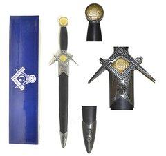Masonic Medieval Dagger