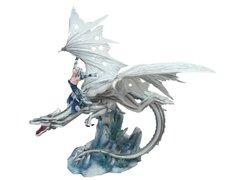 Fairy Dragon Rider Figurine
