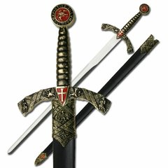 "Medieval ""Sword of the Crusades"" Sword"