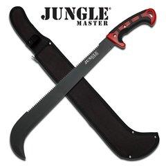 "Jungle Master 23"" Hawk Bill Machete"