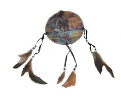 Spirit Wolf River Shield