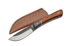 "Sawmill Cutlery 7 1/2"" Full Tang Skinner Fixed File Blade Knife"