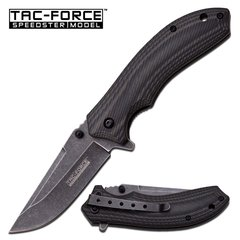 "Tac-Force ""Downcast"" Gray Assisted Opening Knife"