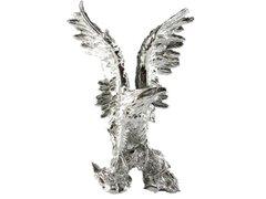 Silver Eagle Figurine