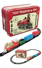 Toy Train-in-a-Tin