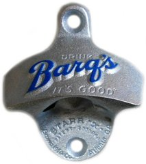 Vintage Style Barq's Stationary Bottle Opener