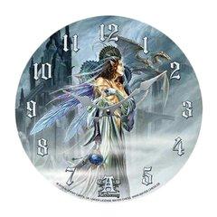 Faery Bride of the Moon Clock