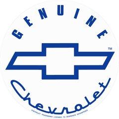 Genuine Chevrolet Metal Sign