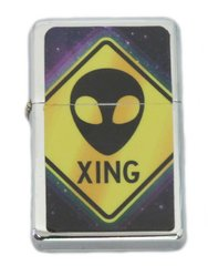 Alien Crossing Lighter