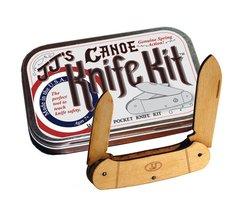 JJ's Canoe Wooden Knife Kit