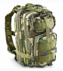 Cactus Jack XL Transport Pack- Woodland Camo